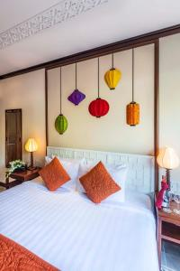 Cozy Hoian Villas Boutique Hotel, Hotels  Hoi An - big - 9