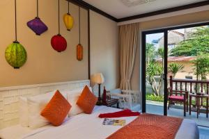 Cozy Hoian Villas Boutique Hotel, Hotely  Hoi An - big - 12