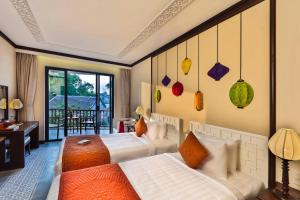 Cozy Hoian Villas Boutique Hotel, Hotely  Hoi An - big - 5