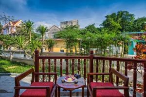 Cozy Hoian Villas Boutique Hotel, Hotely  Hoi An - big - 3