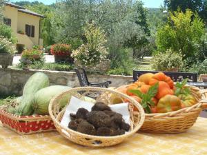 Fattoria Del Quondam, Фермерские дома  Giano dell'Umbria - big - 8