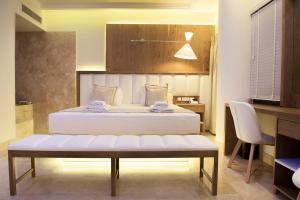 Porto Marine Hotel, Hotely  Platamonas - big - 9
