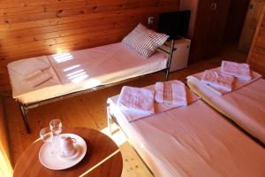 Mandarin Pension, Inns  Novy Afon - big - 14