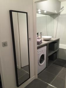 Appartement Riquet - Jean Jaures, Apartments  Toulouse - big - 3