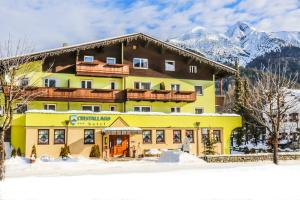 Hotel Cristallago, Hotels  Seefeld in Tirol - big - 62