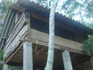 Habitación Triple Básica con baño compartido