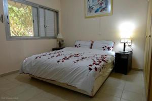 Rose Dead Sea Neve Zohar, Penzióny  Neve Zohar - big - 100