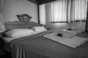 Aquamarina Hotel, Botely  Budapešť - big - 19