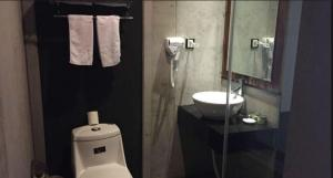 Super 8 Motel Shiquan Street Branch, Privatzimmer  Suzhou - big - 1
