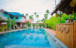 Hoi An Red Frangipani Villa, Отели  Хойан - big - 1
