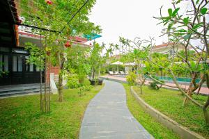Hoi An Red Frangipani Villa, Отели  Хойан - big - 39