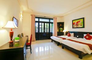 Hoi An Red Frangipani Villa, Hotel  Hoi An - big - 16