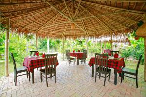 Hoi An Red Frangipani Villa, Отели  Хойан - big - 43