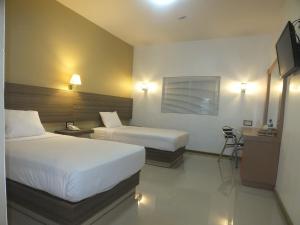Zamrud Malioboro, Hotely  Yogyakarta - big - 2