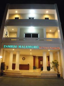 Zamrud Malioboro, Hotely  Yogyakarta - big - 11