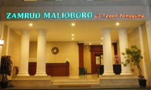 Zamrud Malioboro, Hotely  Yogyakarta - big - 12