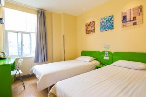 Hi Inn Beijing Changping Fuxue Road, Отели  Changping - big - 5