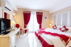 Hotel L' Odéon Phu My Hung, Szállodák  Ho Si Minh-város - big - 35