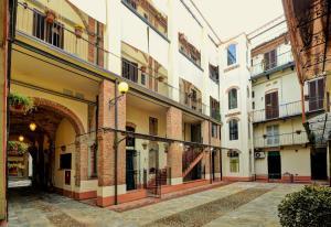 Palazzo Centro, Отели типа «постель и завтрак»  Ницца-Монферрато - big - 85