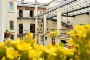 Palazzo Centro, Отели типа «постель и завтрак»  Ницца-Монферрато - big - 83
