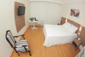 Premier Parc Hotel, Hotely  Juiz de Fora - big - 11