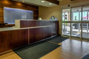 Fairfield Inn Fort Leonard Wood St. Robert, Отели  Saint Robert - big - 10