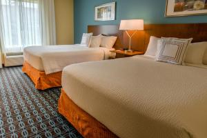 Fairfield Inn Fort Leonard Wood St. Robert, Отели  Saint Robert - big - 19