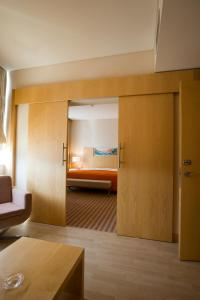 Hotel Praia, Отели  Назаре - big - 32