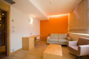 Hotel Praia, Отели  Назаре - big - 27