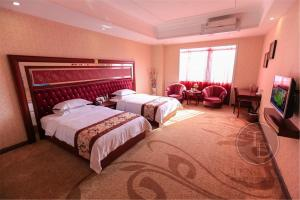 Foshan Joy-in Holiday Hotel Lecong Branch, Szállodák  Suntö - big - 6