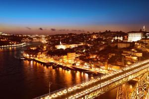 Pestana Vintage Porto Hotel & World Heritage Site, Hotels  Porto - big - 31