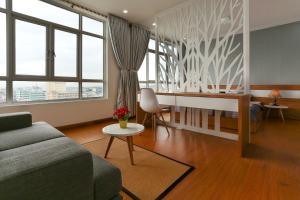 Hoang Anh Gia Lai Apartment B20.03, Apartmány  Da Nang - big - 27