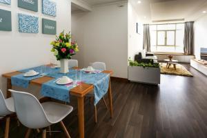 Hoang Anh Gia Lai Apartment B20.03, Apartmány  Da Nang - big - 25