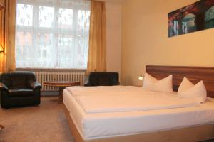Hotelpension Margrit, Guest houses  Berlin - big - 41