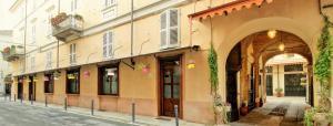 Palazzo Centro, Отели типа «постель и завтрак»  Ницца-Монферрато - big - 77