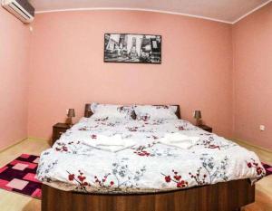Mignon Residence, Ferienwohnungen  Galaţi - big - 4