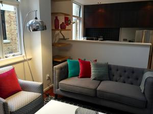 Elegant Central Retreat, Apartments  Auckland - big - 7