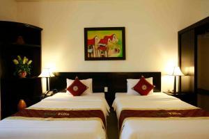 Hoi An Red Frangipani Villa, Hotel  Hoi An - big - 10