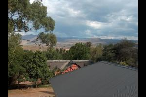The Courtyard, Hotely  Clarens - big - 11