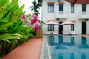 Hoi An Red Frangipani Villa, Отели  Хойан - big - 33