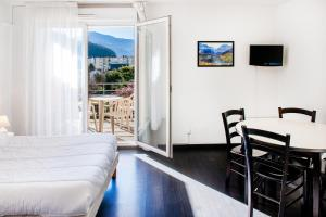 Résidence Foch, Apartmanhotelek  Lourdes - big - 20