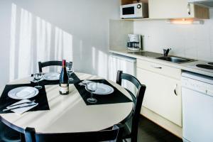 Résidence Foch, Apartmanhotelek  Lourdes - big - 36