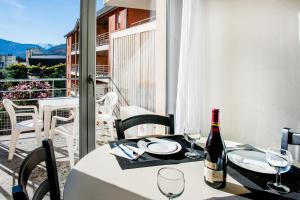Résidence Foch, Apartmanhotelek  Lourdes - big - 35