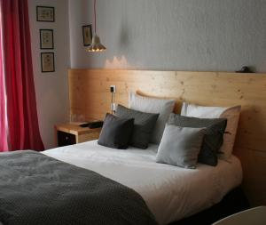 Hotel Spa Azteca Barcelonnette, Hotels  Barcelonnette - big - 35