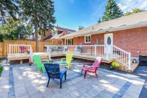 George & Wendy Home, Dovolenkové domy  Toronto - big - 17