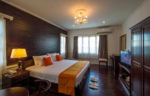 Le Bouton D'or Boutique Hotel, Hotely  Thakhek - big - 7