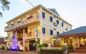Le Bouton D'or Boutique Hotel, Hotely  Thakhek - big - 1