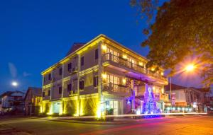 Le Bouton D'or Boutique Hotel, Hotely  Thakhek - big - 34