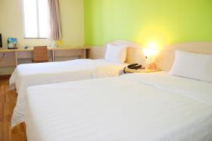 7Days Inn Shijiazhuang Liangcun Kaifaqu Chuangye Road, Hotels  Gaocheng - big - 21