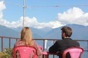 Hotel valley view, Hotely  Pelling - big - 45